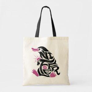 NIFFLER™ Typography Graphic Tote Bag