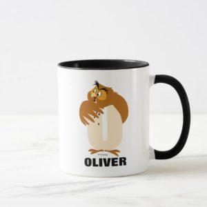 O is for Owl | Add Your Name Mug