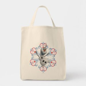Olaf | Heart Frame Tote Bag