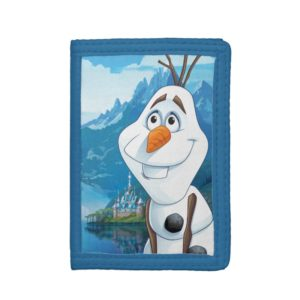 Olaf | Today Will be Perfect Trifold Wallet