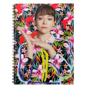 Orphan Black | Alison - Floral Pattern Notebook