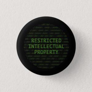 Orphan Black badge / button - Code property