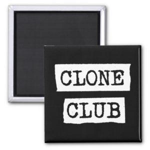 Orphan Black   Clone Club Typography Magnet