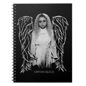 Orphan Black | Helena - Angel Wings Notebook