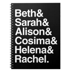 Orphan Black | Helvetica Design Notebook