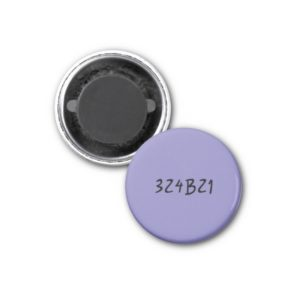 Orphan Black magnet - Cosima purple 324b21