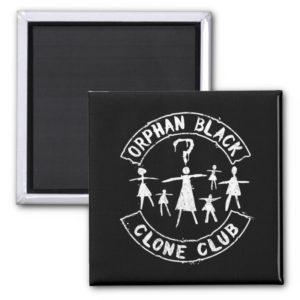 Orphan Black | Stick Figure Clone Club Magnet