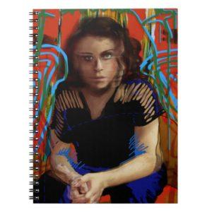 Orphan Black   Tatiana Maslany - Character Collage Notebook