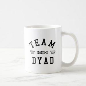 Orphan Black Team Dyad Coffee Mug