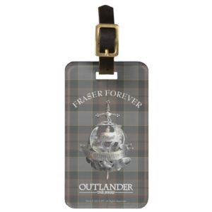 Outlander | Fraser Brooch Bag Tag