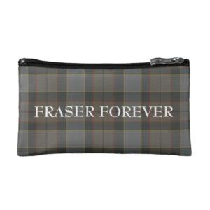 Outlander | Fraser Brooch Cosmetic Bag