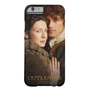 Outlander | Jamie & Claire Embrace Photograph Case-Mate iPhone Case