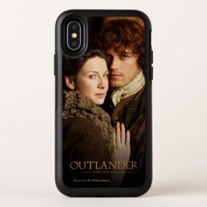 Outlander   Jamie & Claire Embrace Photograph OtterBox iPhone Case