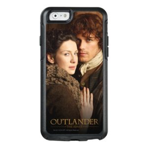 Outlander | Jamie & Claire Embrace Photograph OtterBox iPhone Case