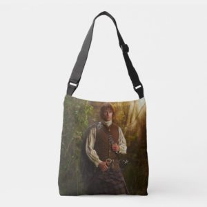 Outlander | Jamie Fraser - In Woods Crossbody Bag