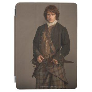 Outlander | Jamie Fraser - Kilt Portrait iPad Air Cover