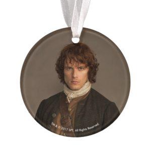 Outlander   Jamie Fraser - Kilt Portrait Ornament