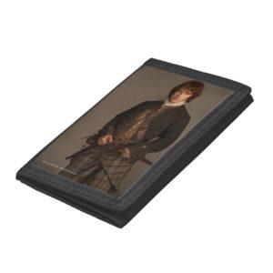 Outlander | Jamie Fraser - Kilt Portrait Tri-fold Wallet