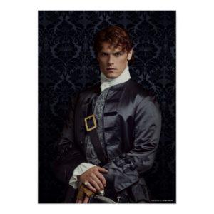 Outlander | Jamie Fraser - Portrait Poster