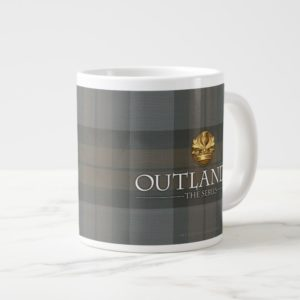 Outlander | Outlander Title & Crest Large Coffee Mug