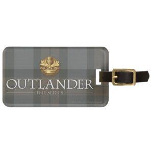 Outlander | Outlander Title & Crest Luggage Tag