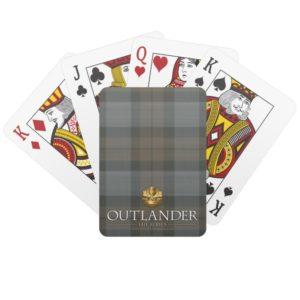 Outlander | Outlander Title & Crest Playing Cards