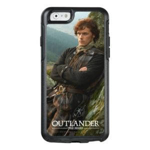 Outlander | Reclining Jamie Fraser Photograph OtterBox iPhone Case