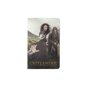 Outlander | Season 1B Key Art Pocket Moleskine Notebook