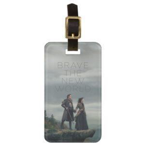 Outlander Season 4 | Brave the New World Bag Tag