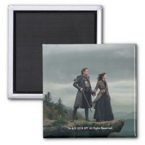 Outlander Season 4 | Brave the New World Magnet