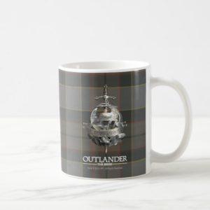 Outlander   The Fraser Brooch Coffee Mug