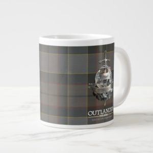 Outlander | The Fraser Brooch Giant Coffee Mug