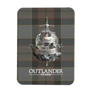 Outlander | The Fraser Brooch Magnet