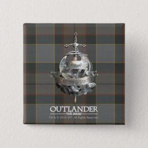 Outlander | The Fraser Brooch Pinback Button