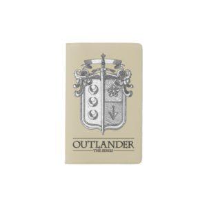Outlander   The Fraser Crest Pocket Moleskine Notebook
