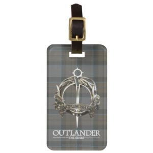 Outlander | The MacKenzie Clan Brooch Bag Tag
