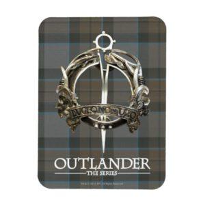 Outlander | The MacKenzie Clan Brooch Magnet