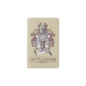 Outlander | The MacKenzie Crest Pocket Moleskine Notebook