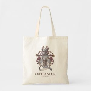 Outlander | The MacKenzie Crest Tote Bag