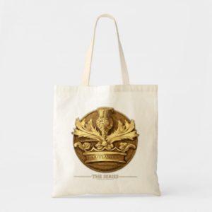 Outlander   The Thistle Of Scotland Emblem Tote Bag