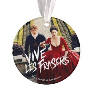 Outlander | Vive Les Frasers Ornament