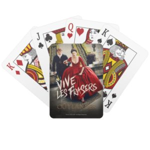 Outlander | Vive Les Frasers Playing Cards