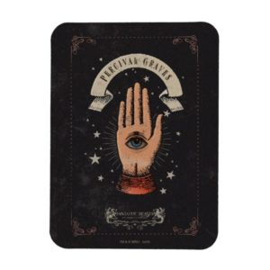 PERCIVAL GRAVES™ Magic Hand Graphic Magnet