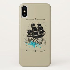 Pirates of the Caribbean 5 | Black Pearl Case-Mate iPhone Case