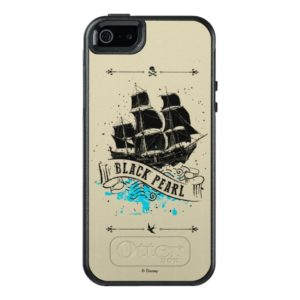 Pirates of the Caribbean 5   Black Pearl OtterBox iPhone Case