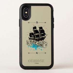 Pirates of the Caribbean 5 | Black Pearl OtterBox iPhone Case