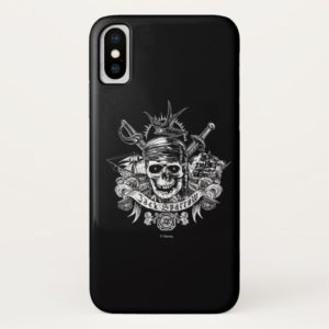 Pirates of the Caribbean 5 | Jack Sparrow Skull Case-Mate iPhone Case