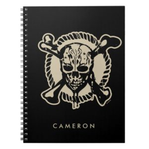 Pirates of the Caribbean 5 | Lost Souls At Sea Notebook