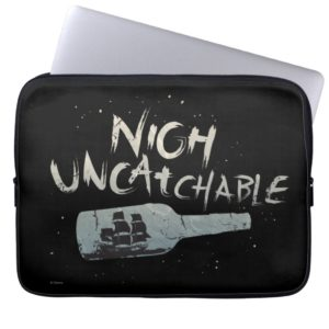 Pirates of the Caribbean 5   Nigh Uncatchable Laptop Sleeve