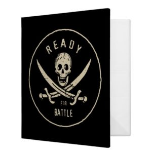 Pirates of the Caribbean 5 | Ready For Battle Binder